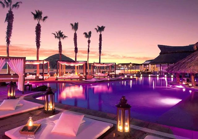 Discoteca Nikki Beach Club en Miami