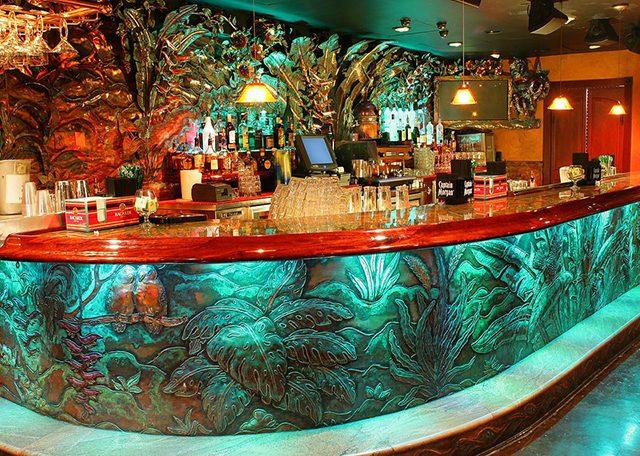 Mango's Tropical Cafe en Miami Beach