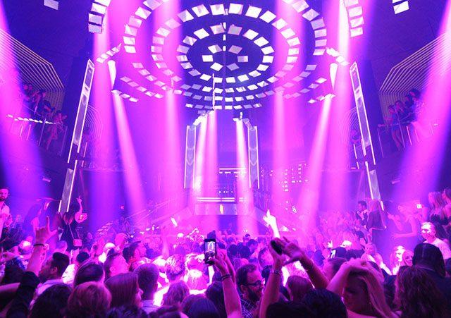 Discoteca LIV Night Club en Miami