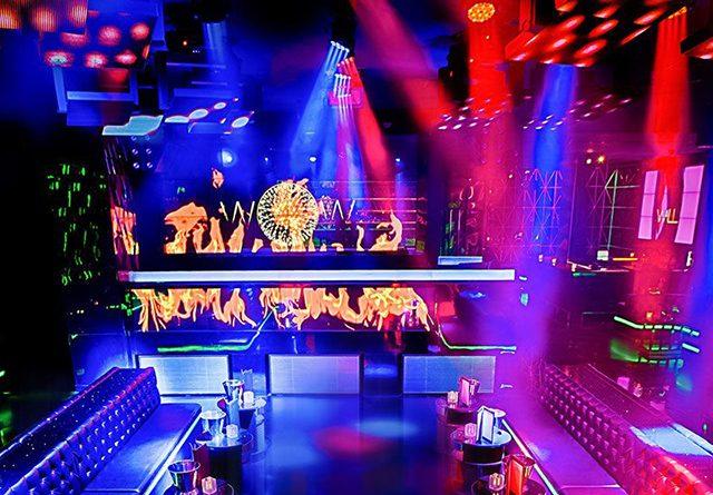 Discoteca Mynt Lounge en Miami Beach