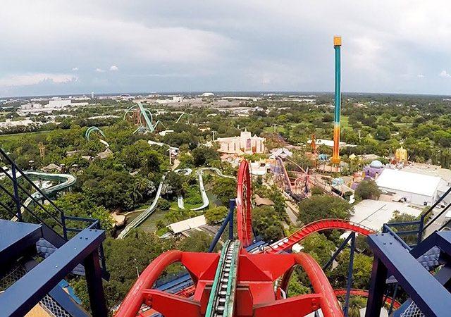 Parque Busch Gardens Tampa en Orlando