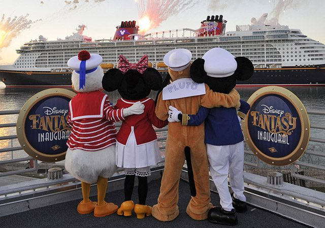 Cruceros Disney en Orlando: Disney Cruise Line