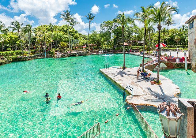10 lugares románticos en Miami