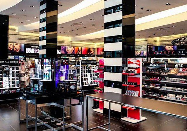 Tienda de maquillaje Sephora en Miami y Orlando