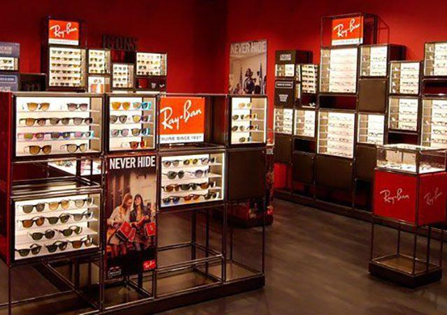 Donde comprar gafas de sol Ray Ban en Miami y Orlando