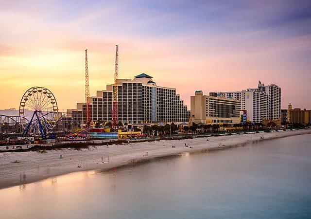 Recorrido por las playas de la costa este de Florida