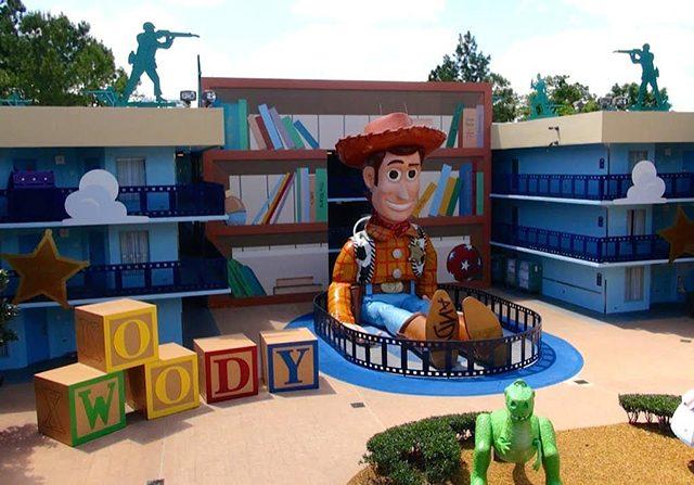 Hotel Disney's All-Star Movies Resort en Orlando