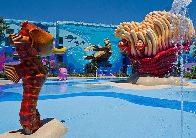 Hotel Disney's Art Of Animation Resort en Orlando