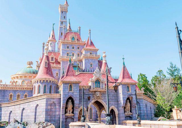 New Fantasyland: zona del parque Disney's Magic Kingdom en Orlando