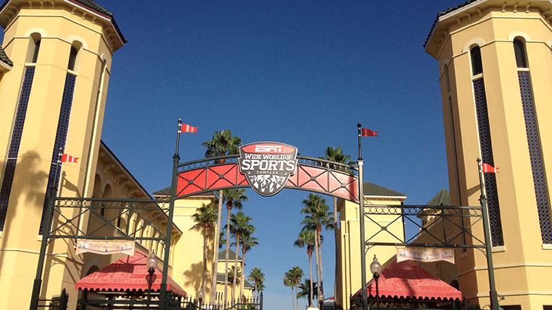 Parque ESPN Wide World of Sports de Disney en Orlando