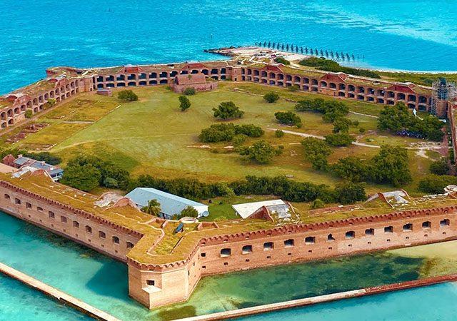 Dry Tortugas National Park | Parque natural en Key West Florida