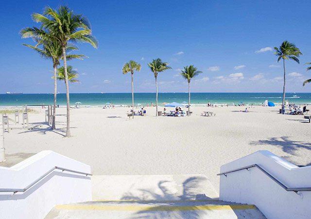Playas en Fort Lauderdale