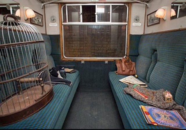 El tren Hogwarts Express de Harry Potter en Orlando