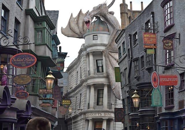 Guía de Harry Potter en Orlando
