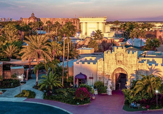 Holy Land Experience Orlando: Parque Cristiano