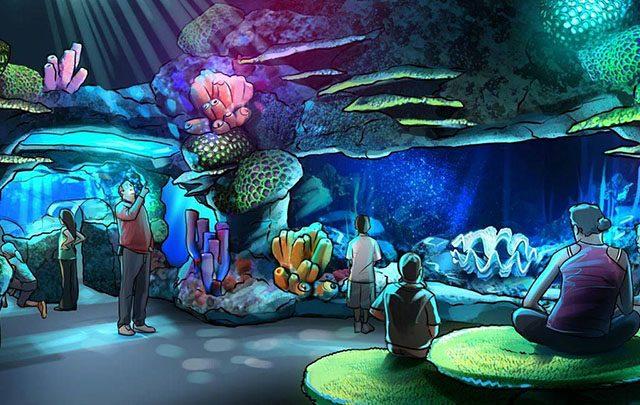 Acuario Sea Life en Orlando