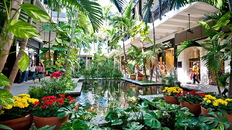 10 centros comerciales de lujo en Miami