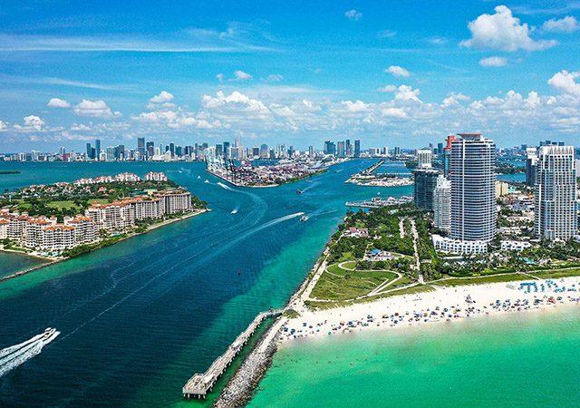 South Beach X North Beach en Miami