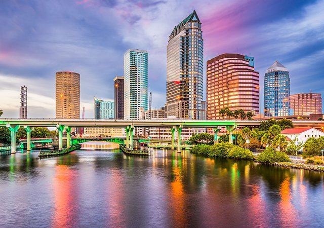 Donde alojarse en Tampa