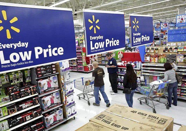 Supermercado Walmart en Miami