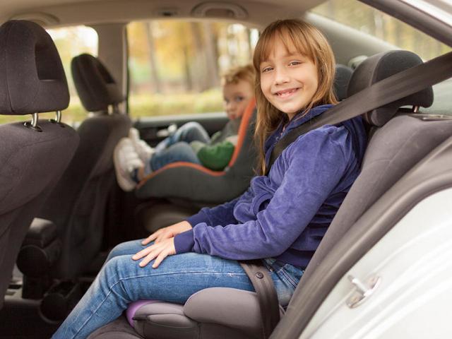 Asiento de niños para el auto en Orlando