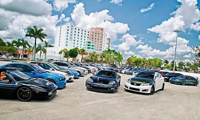 Autos para alquilar en Miami