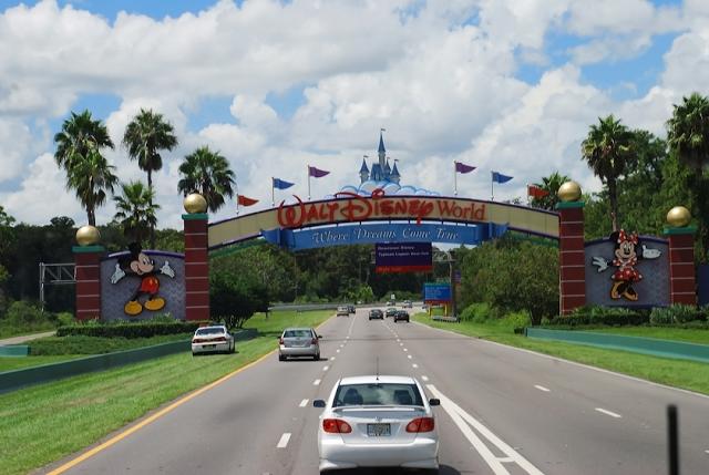 Parques Disney World Orlando