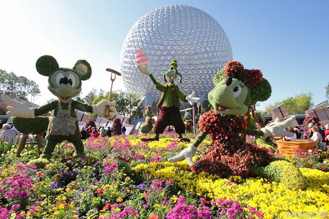 Primavera en Orlando: Disney Epcot