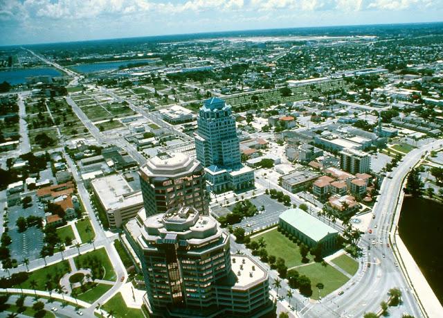 Regiones al norte de Miami Beach