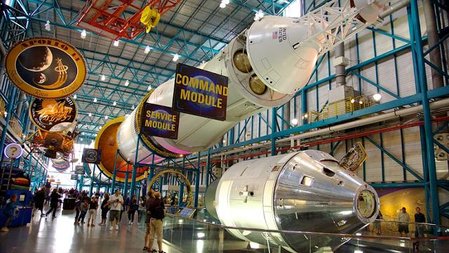 Parque de la NASA en Orlando