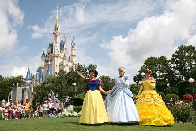 Parque Disney´s Magic Kingdom en Orlando