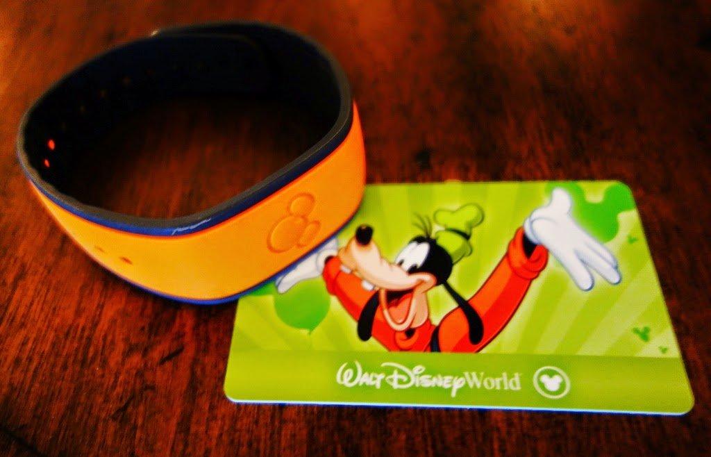 Magic Band Y Entradas de Parques Disney World Orlando