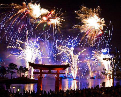 Show IlumiNations: Reflections of Earth: Parque Epcot Orlando