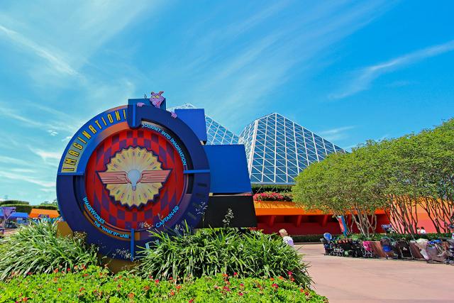 Atracciones de Future World en Epcot en Orlando
