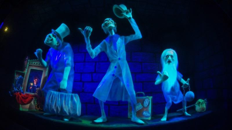 Haunted Mansion en Magic Kingdom en Orlando