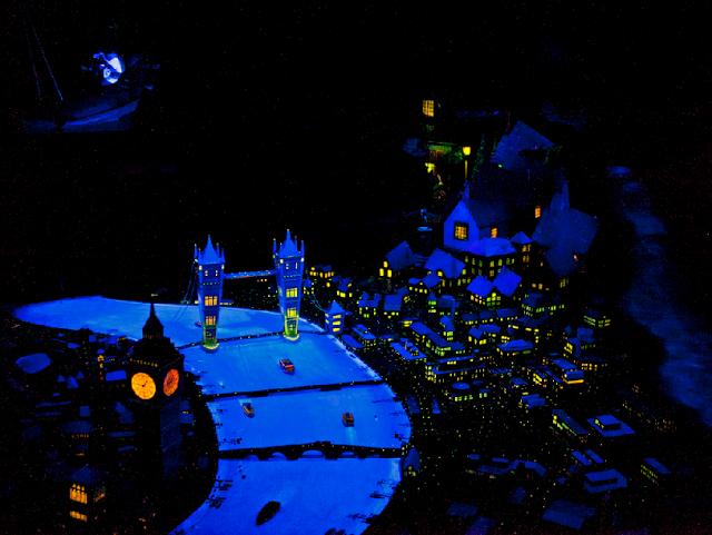 Peter Pan's Flight en Magic Kingdom en Disney