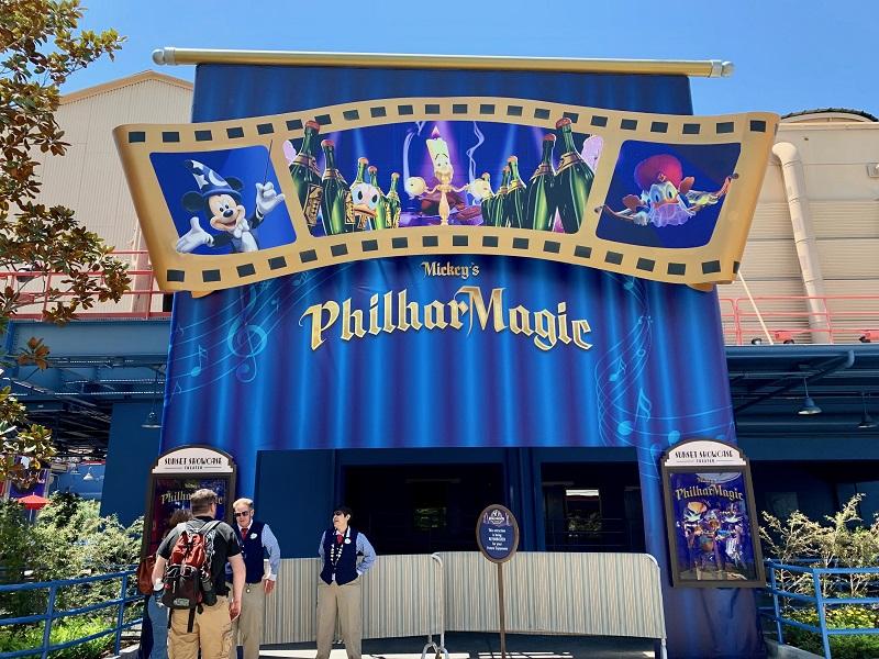 Mickey's PhilharMagic en Magic Kingdom
