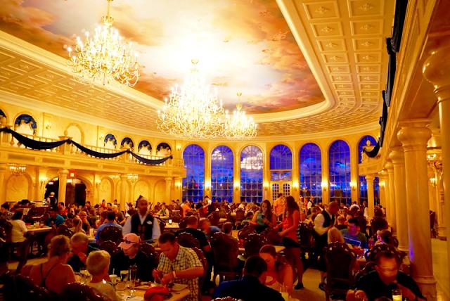 Restaurantes de Magic Kingdom en Orlando