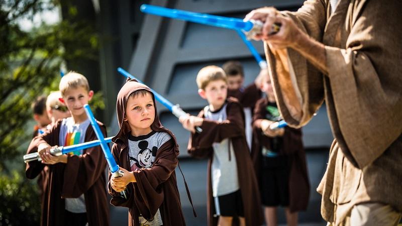 Jedi Star Wars Training Academy en Hollywood Studios