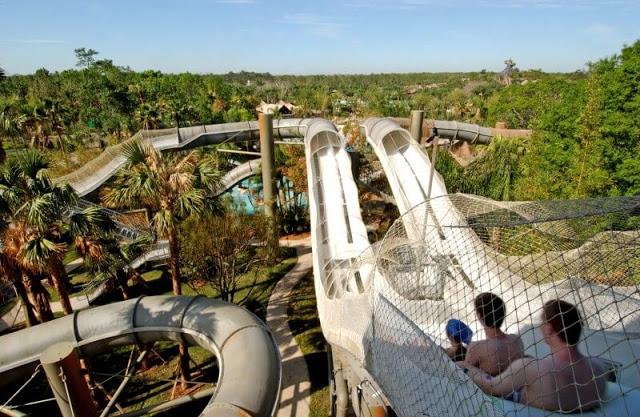 Atracción de Parque Disney Typhoon Lagoon