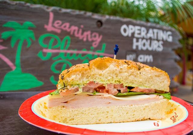 Dónde comer en el Parque Acuático Typhoon Lagoon