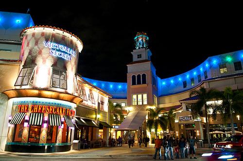 Estabelecimientos en Aventura Mall en Miami