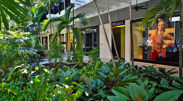 Shoppings más sofisticados en Miami