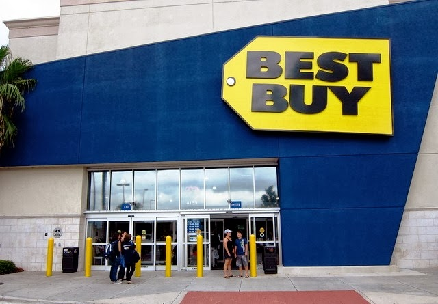 Best Buy en Estados Unidos