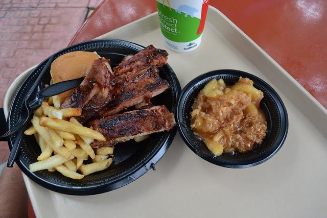 Dónde comer en Busch Gardens en Tampa