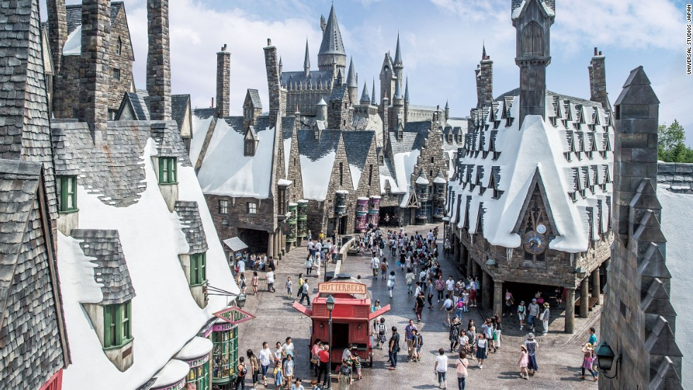 Parque de Harry Potter en Orlando