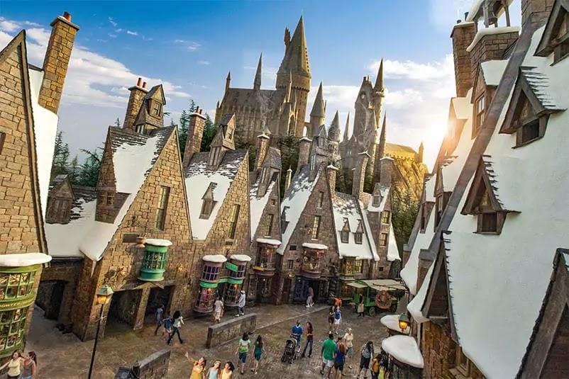 Parque del Mundo de Harry Potter en Universal Orlando