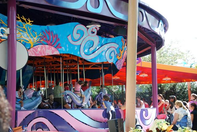 Sea Carousel en Sea World