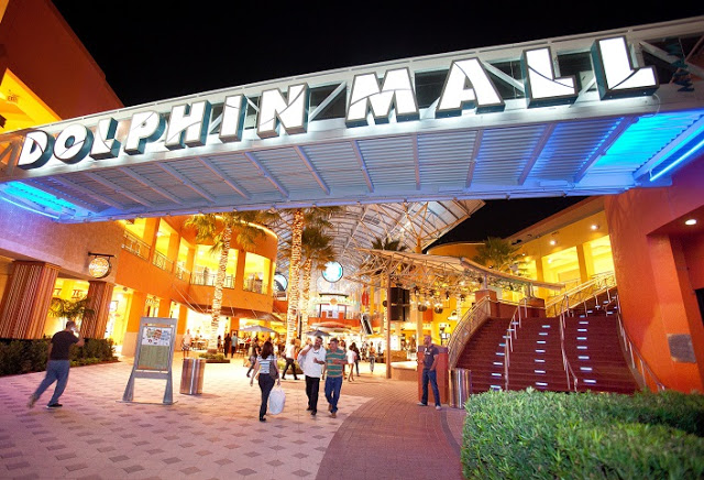 Outlet y Shopping Dolphin Mall Miami
