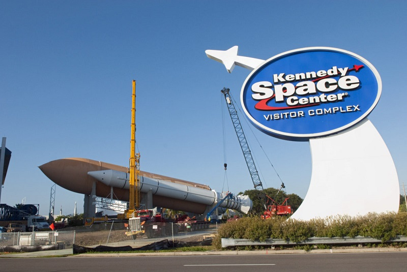 Parque de la NASA Kennedy Space Center en Orlando